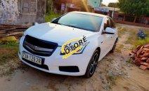 Bán Daewoo Lacetti CDX sản xuất 2011, màu trắng, xe nhập