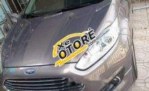 Bán Ford Fiesta 1.0 Ecoboost 2016, màu xám, xe nhập, còn bảo hành hãng