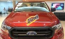 Bán ô tô Ford Ranger XL 4x4 MT 2019, màu đỏ, nhập khẩu nguyên chiếc xe mới chính hãng, giá khuyến mại cực lớn