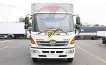 Xe tải thùng kín, cửa thùng dài 7 mét | Hino Series 500 Fc Euro4
