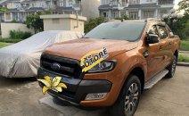 Cần bán xe Ford Ranger Wildtrak 3.2L 2017, màu cam, xe nhập, giá 799tr