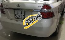 Cần bán xe Daewoo Gentra MT đời 2009, màu trắng, xe đẹp