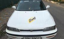 Bán xe Honda Accord Ex đời 1992, màu trắng, nhập khẩu như mới