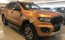 Bán Ford Ranger Wildtrak 3.2L Bi Turbo 2018, xe bán và bảo hành tại Ford
