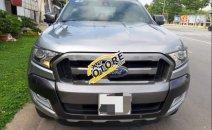 Bán Ford Ranger Wildtrack 3.2 đời 2016, màu xám, nhập khẩu