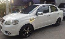 Cần bán Daewoo Gentra SX đời 2009, màu trắng còn mới, 165tr