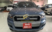 Bán Ford Ranger đời 2017, màu xanh, xe nhập