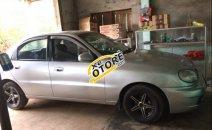 Cần bán Daewoo Lanos MT sản xuất 2003, màu bạc, xe còn đẹp, không đâm đụng