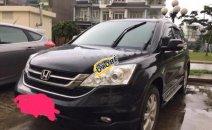 Bán Honda CR V 2.0 AT SX 2010, màu đen, nhập khẩu nguyên chiếc, giá chỉ 515 triệu