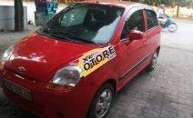 Cần bán xe Chevrolet Spark Van đời 2010, màu đỏ, 89tr