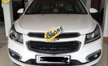 Bán Chevrolet Cruze 1.8LTZ năm 2015, màu trắng, xe như mới