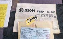 Bán xe SYM T880 sản xuất năm 2011, xe nhập như mới giá cạnh tranh