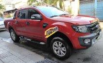 Bán xe Ford Ranger Wildtrak 2014, màu đỏ, nhập khẩu nguyên chiếc