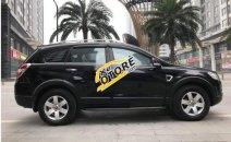 Cần bán Chevrolet Captiva LT đời 2009, màu đen ít sử dụng