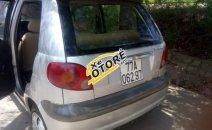 Cần bán Daewoo Matiz SE năm 2004, màu bạc, xe nhập, xe gia đình còn rất đẹp