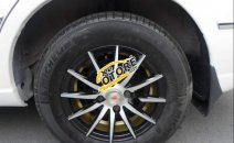 Bán Daewoo Lanos dòng cao cấp SX, tay lái trợ lực rin, kính chỉnh điện toàn bộ, sản xuất cuối 2002, màu trắng