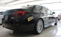 Bán ô tô BMW 5 Series 520i sản xuất năm 2014, màu đen, nhập khẩu