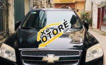Bán Chevrolet Captiva MT đời 2008, màu đen, xe gia đình