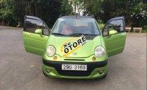 Gia đình bán lại xe Daewoo Matiz SE đời 2004, màu cốm