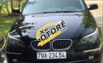 Bán xe BMW 5 Series 530i 2008, màu đen, xe nhập