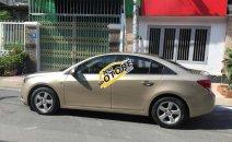 Bán xe Chevrolet Cruze LS 2011 số sàn, màu vàng cát