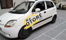 Cần bán lại xe Chevrolet Spark MT 2011, màu trắng, đăng ký tháng 5/2011