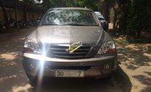 Cần bán Kia Sorento CX đời 2008, màu xám, xe nhập