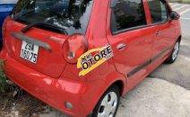 Cần bán lại xe Chevrolet Spark MT đời 2011, màu đỏ