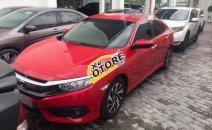 Bán xe Honda Civic 1.8 sản xuất năm 2018, màu đỏ, nhập khẩu