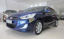 Bán xe Hyundai Acent Blue sản xuất năm 2015, màu xanh lam, nhập khẩu, giá chỉ 445 triệu