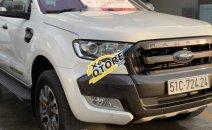 Bán Ford Ranger Wildtrak 3.2 bản full năm 2015, màu trắng, xe nhập, giá chỉ 725 triệu