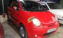 Cần bán Daewoo Matiz Mt đời 2004, màu đỏ, nhập khẩu nguyên chiếc