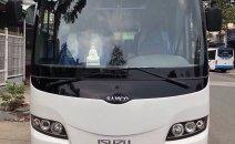Bán xe Samco Felix sx 2014, màu trắng, xe 29 chỗ