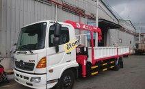 Bán xe tải cẩu Hino FC