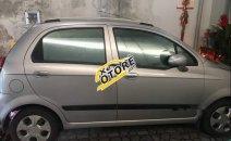 Bán ô tô Chevrolet Spark MT năm sản xuất 2011, màu bạc, xe chưa 1 lần lầm lỗi