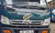 Bán ô tô cũ Thaco FORLAND đời 2011, màu xanh lam