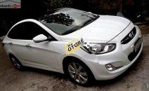 Cần bán xe Hyundai Accent 1.4 AT sản xuất 2011, màu trắng, nhập khẩu