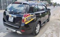 Bán Chevrolet Captiva LTZ đời 2008, màu đen, nhập khẩu, số tự động