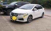 Bán Honda City CVT năm sản xuất 2015, màu trắng. Tiếp anh em thiện chí