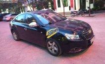 Xe Chevrolet Cruze Ls đời 2011, màu đen giá cạnh tranh