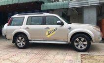 Bán ô tô Ford Everest Limited năm sản xuất 2009, màu vàng, giá tốt