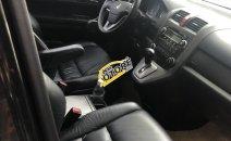 Bán Honda CR V 2.4 sản xuất năm 2010, màu đen, xe đẹp xuất sắc