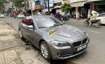 BMW 5 Series 528i model 2014 màu xám, nhập khẩu