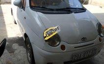 Bán Daewoo Matiz SE sản xuất 2004, màu trắng, giá cạnh tranh