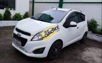 Cần bán Chevrolet Spark LTZ năm 2014, màu trắng chính chủ, giá 245tr