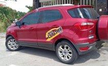 Bán Ford EcoSport Titanium 1.5L AT đời 2014, màu đỏ, giá tốt