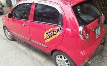 Bán Daewoo Matiz Super sản xuất năm 2008, màu đỏ, nhập khẩu, giá chỉ 159 triệu