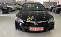 Bán Honda Civic đời 2008, màu đen