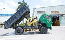 Bán xe ben Cửu Long 8 tấn 7 giảm 24 triệu còn 2 chiếc duy nhất