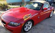 Bán xe Bmw Z4 đời 2007 tự động màu đỏ, sport 2 chỗ